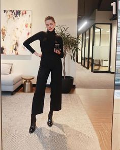 10 básicos de otoño que debes tener para la oficina Mode Outfits, Casual Outfits, Fashion Outfits, Womens Fashion, Tomboy Outfits, Looks Street Style, Looks Style, Fall Winter Outfits, Autumn Winter Fashion