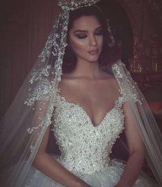 Imagem de dress, wedding, and bride vestido de casamento