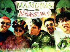 Viajante do tempo real: MAMONAS ASSASSINAS