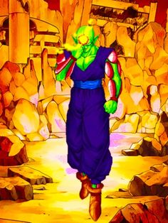 #1. Piccolo - If asked their favorite Dragon Ball Z character, most people would say Goku, Gohan, or Vegeta, but I am not most people. My favorite character, in contrast, is Piccolo. For one thing, out of all the Z Fighters, Piccolo is the most intelligent. He shows this fact time and time again throughout the series. Piccolo fights not only with brute strength, but also with his mind. I love that about Piccolo.