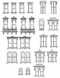 Window Options for Victorian Houses