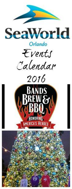 Busch Gardens Tampa 2016 Event Calendar Gardens Busch gardens