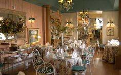 Love Chelsea's Tea Room in  Asheville, NC