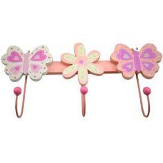 butterfly coat hook super cute