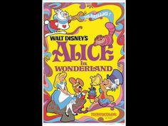 Alice in Wonderland 1951 Soundtrack 11. The Garden/Golden Afternoon - YouTube