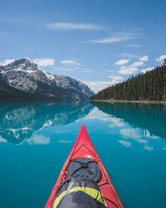 of paddling was worth it 🖤 Jasper National Park, Canada, Mountains, Nature, Travel, Image, Instagram, Naturaleza, Viajes