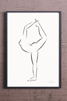 Different Meditation and Asana Yoga Poses are part of the Yoga series by the Austrian artist Andrea Kollar. All drawings are ink on paper and available in my online shop. Yoga Art | aesthetic art | unique home decor | yoga painting | woman drawing | unique present idea #andreakollar Black And White Art Drawing, Black And White Sketches, Black And White Posters, Black And White Wall Art, Black And White Aesthetic, Black And White Abstract, Yoga Painting, Charcoal Art, Ink Drawings