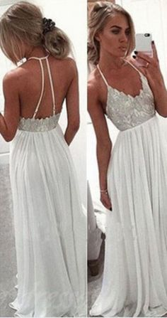 #SexyPromDresses #Spaghetti #StrapsEveningDresses #New #FashionPromGowns…