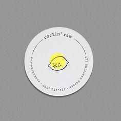 "783 Likes, 2 Comments - M A D E S O M E W H E R E (@made.somewhere) on Instagram: ""Love, love, love – rockin' raw by Allan Revah #designspiration #graphicdesign"""