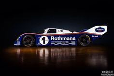 Porsche 962 C
