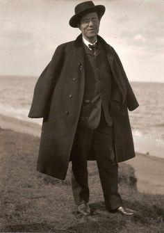 Gustav Mahler (July 7, 1860 – 1911)