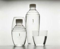 water packaging- how i want my water Water Packaging, Water Branding, Beverage Packaging, Bottle Packaging, Design Da Garrafa, Mineral Water Brands, Vodka Bottle, Water Bottle, Bottled Water