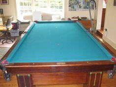 Best Brunswick Balke Collender Etc Images On Pinterest - Brunswick monarch pool table value