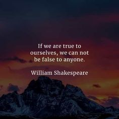 60 Famous quotes and sayings by William Shakespeare