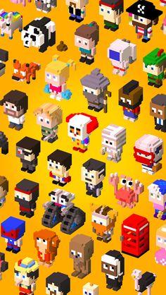 blocky raider - Google 検索