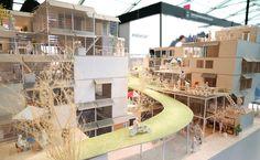 TDW 2012 建築模型展
