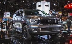 The second generation of the Toyota Sequoia is already 10 years old. The 2019 Toyota Sequoia will suffer redesign, only a year after the big refresh. Nissan Nismo, Nissan Altima, Toyota Cars, Ford Expedition, Audi Cars, Release Date, Future Car, Fuel Economy, Pickup Trucks