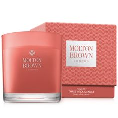 Gingerlily Dreidocht-Kerze - Molton Brown