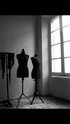 Atelier black and white