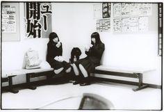 Junku Nishimura :: two girls, 2014