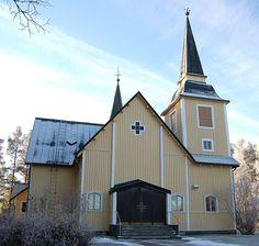 Church of Ranua - Ranua – Wikipedia