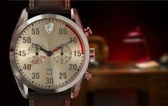 New Scuderia Ferrari D50 Cronograph