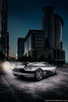 #Koenigsegg #CCXR Trevita