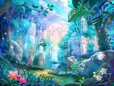 Palace of recollection by HiroUsuda.deviantart.com on @deviantART
