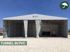 #tunnel #frontale #pvc #installazione #agrigento
