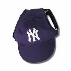 Sporty K9 New York Yankees Dog Cap af737a4b0a14