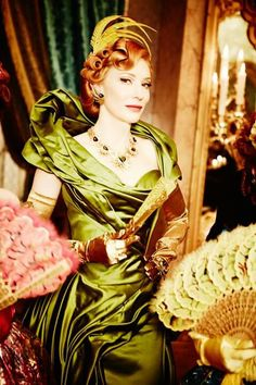 Lady Tremaine at the ball