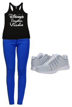 Untitled #21 by kyliesue22 on Polyvore featuring polyvore, fashion, style, Boutique Moschino and NIKE
