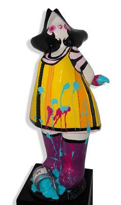 Laure Krug Laura Lee, Sculpture Art, Sculptures, Palais Des Festivals, Galerie D'art, 3d Printing, Disney Characters, Fictional Characters, Minnie Mouse