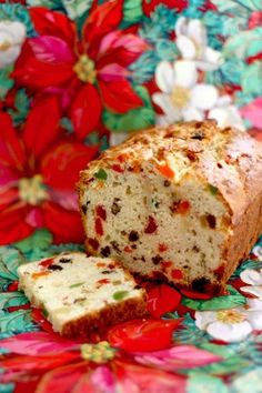 Back at home, the beginning of the holiday season is marked by when my mom begins baking her festive holiday fruitcakes, a rich cream cheese...