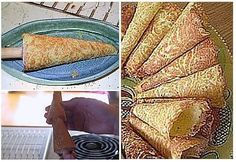 A detailed step-by-step guide to making Krumkake, also known as Norwegian Krumkake cookies, usually a Christmas treat. Pizzelle Cookies, Anise Cookies, Bar Cookies, Christmas Treats, Christmas Baking, Christmas Cookies, Scandinavian Christmas Decorations, Scandinavian Food, Anise Cookie Recipe