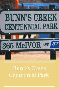 Exploring Bunn's Creek Centennial Park With Brandy - So I Was Thinking