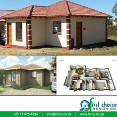 New Development in Pretoria West. The Orchards!! 2, 3 & 4 Bedroom plans available Click here for more photo's: http://besociable.link/37 Visit our website: http://besociable.link/4g #PretoriaWest #affordablehousing #property