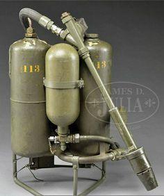 Flamethrower GUN M2-A1.