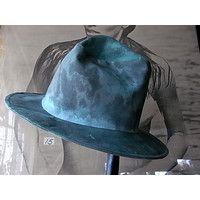 ジョニー・デップが欲しがるアイテム★ボルサリーノハット☆ジョニーデップ☆青銅ペイント☆L60 Mens Caps, Tokyo Japan, Hats For Men, Shopping, Collection, Tile, Landscape, Fashion, Moda