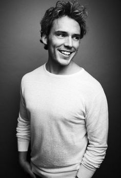 Sam Claflin ~ Aww such a beautiful smile. I wouldn't mind waking up to him every morning! ^.^