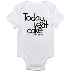 Cafepress Birthday Newborn Baby Bodysuit