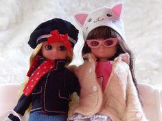 """Dans ma malle: Et si on jouait avec les poupées """"Lottie"""" ? (#Conc..."""