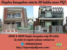 #Imperial #golf #greens provide 2 & #3BHK #Duplexbungalowstarts30lakhsnearPGI within your #affordable #budget. We also #undertake #construction of the #houses. This #location is #wonderful and 2 Mins from #Forest #Hill #Golf and #Country #Club & 10 Mins from #Panjab #Unversity, #Chandigarh. This regarding's any #information please #contact on 9646650650 & http://imperialgolfgreens.com/
