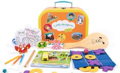 Little Passports Early Explorers - Subscription Box for Kids Best Subscription Boxes, Monthly Subscription, Totem Pole Craft, Subscriptions For Kids, Little Passports, Early Explorers, French Crafts, Curious Kids