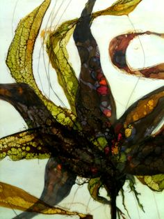 Botanical Detail V by Alicia Tormey, via Flickr