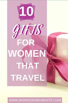 Travel gifts ideas for women – presents for girls Christmas Presents For Women, Presents For Best Friends, Presents For Girls, Presents For Boyfriend, Birthday Woman, Birthday Gifts For Women, Birthday Presents, Best Travel Gifts, Best Gifts