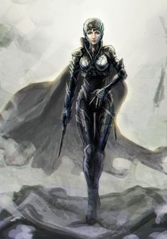 The lovely and deadly. #Faora