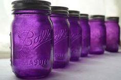purple ball jars - Google Search