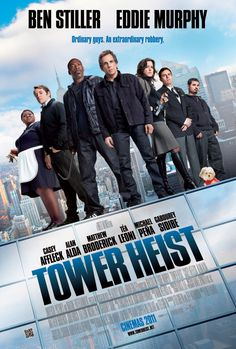Extra Large Movie Poster Image for Tower Heist