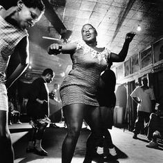 Dancers and Junior's III Bill Steber's photograph of women dancing at Junior Kimbrough's juke joint in Chulahoma, Mississippi was part of an extended essay on blues culture in Mississippi. The work earned him an Alicia Patterson Foundation Grant in Swing Dancing, Shall We Dance, Lets Dance, Josephine Baker, Tango, Dance Movement, Fred Astaire, African American History, Look At You
